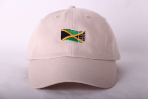 Image of 'Jamaica 98' Cap Tan