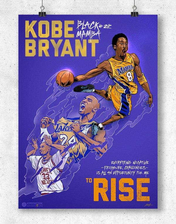 """Kobe """"An Opportunity To Rise"""" - Bam! Bam! Bam!"""
