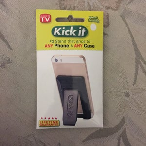 Image of KICK IT [UNIVERSAL PHONE KICK STAND FOR VIDEO AND SELFIES]