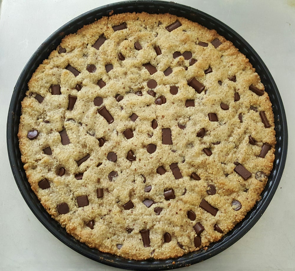 Image of Tea-Rex Paleo Cookie Cake : Store closed from November 25 - January 15, 2018