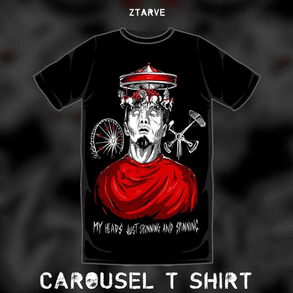 Image of Ztarve - Carousel Shirt