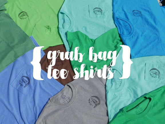 Image of SVBL - Grab Bag Tee Shirt
