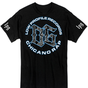 Image of LOWPROFILE RECORDS OG CHICANO  T-SHIRT