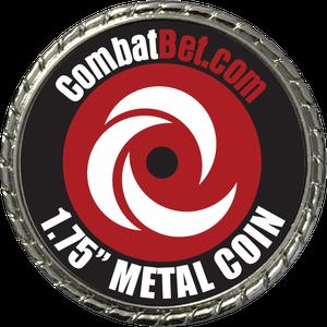 "Image of 1.75"" Custom Metal Challenge Coins - NO MINIMUM!"