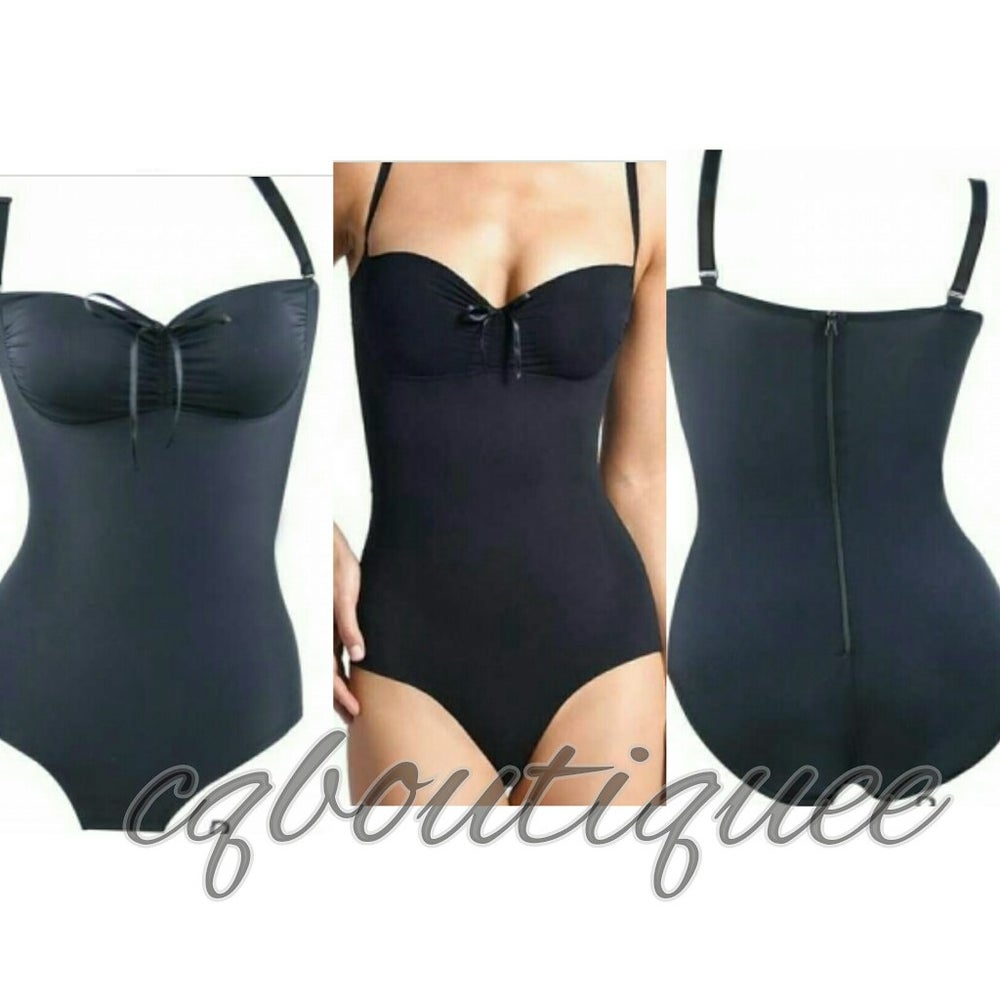 Image of CQ back zipper undergarment