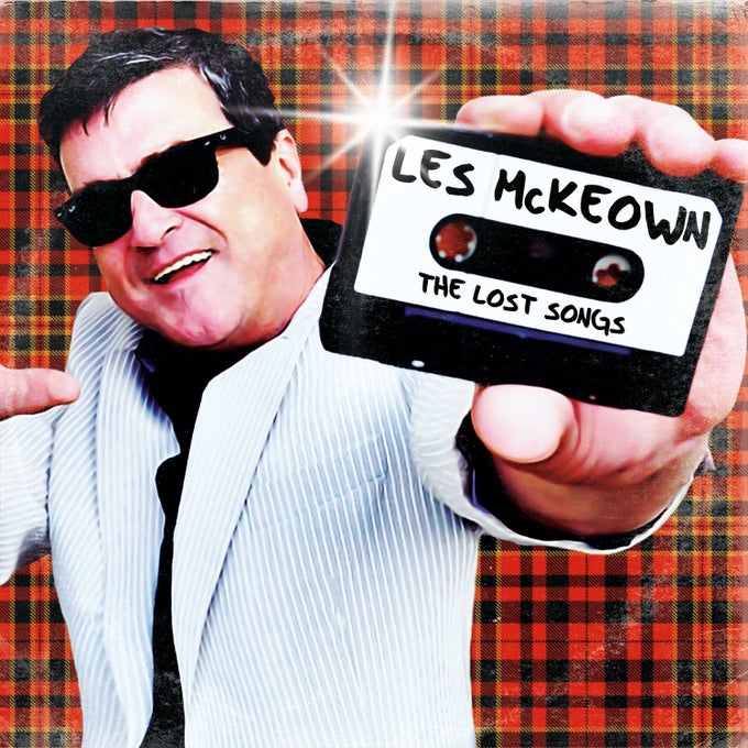 Image of Exclusive Signed CD Album by Les McKeown 'The Lost Songs'