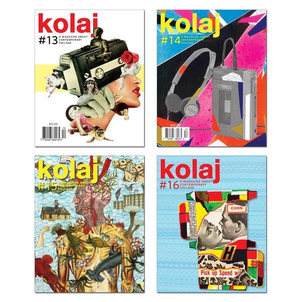 Image of Kolaj Year Four Collectors Pack
