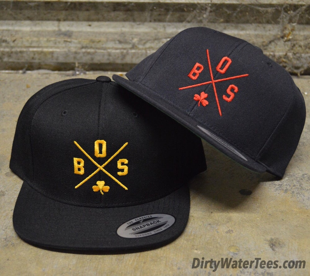 Image of BOS Crest Snapback