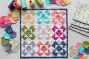 Image of Parasol Mini Quilt PDF