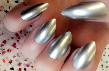 Image of Platinum Silver