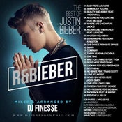 Image of R&BIEBER (JUSTIN BIEBER MIX) ***WEBSITE EXCLUSIVE***