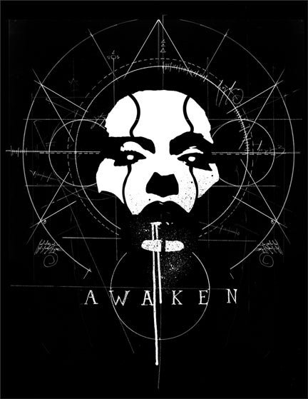 Image of Awaken sticker