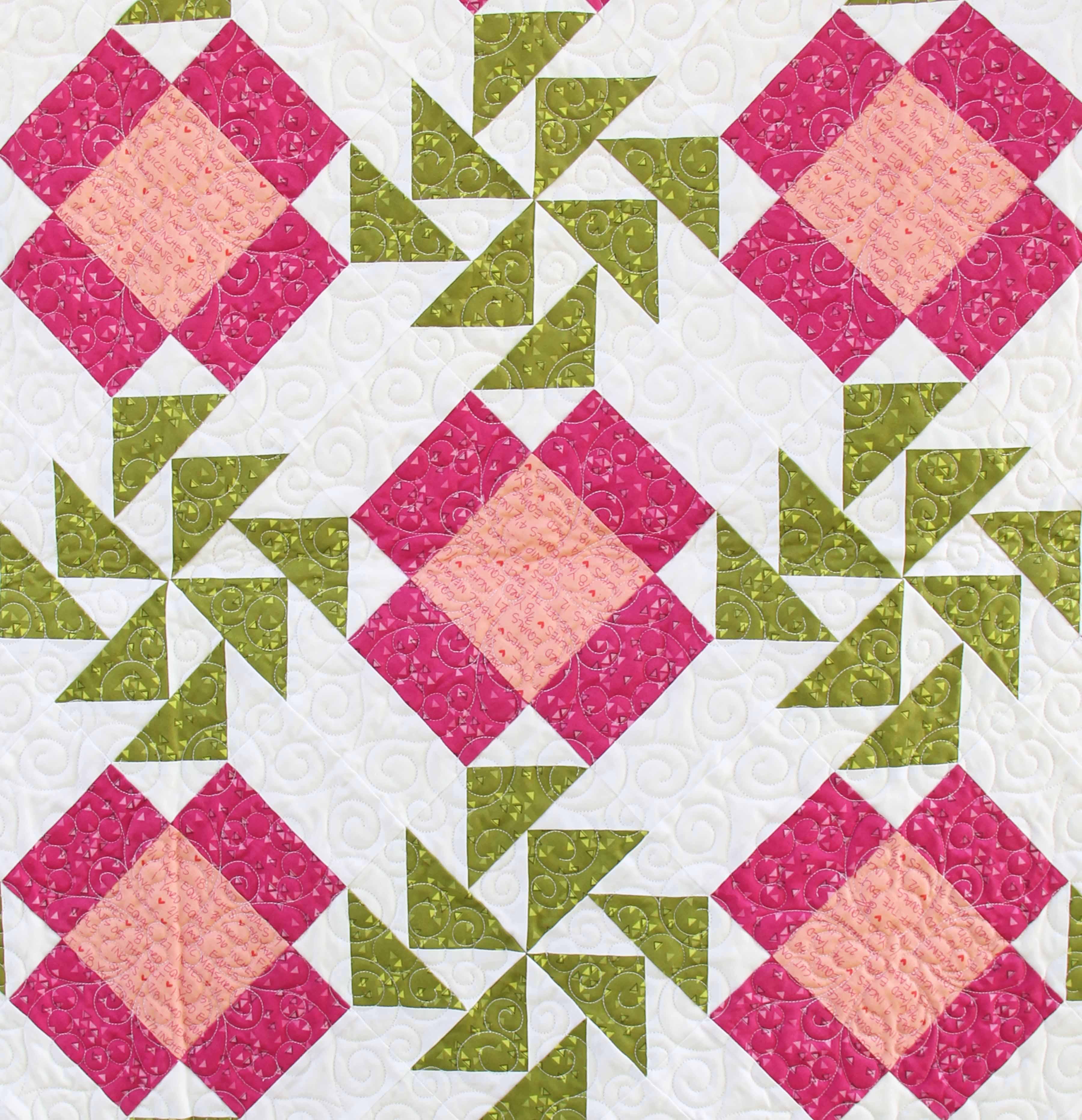 garden quilt. 1 Garden Quilt