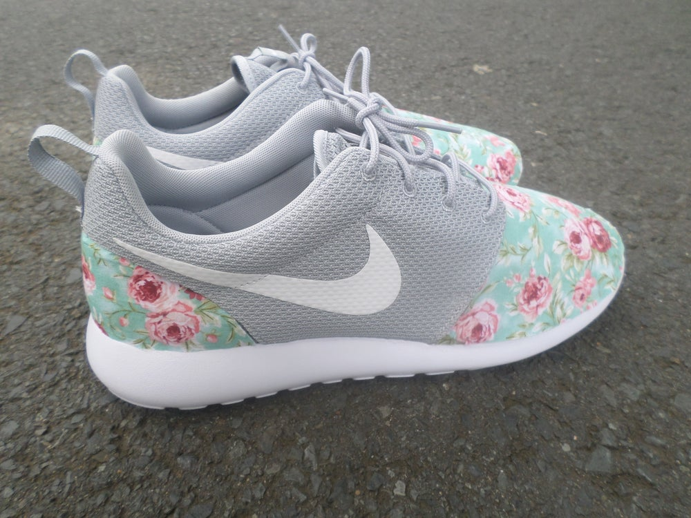 "Image of Custom Nike Roshe One ""Floral"""