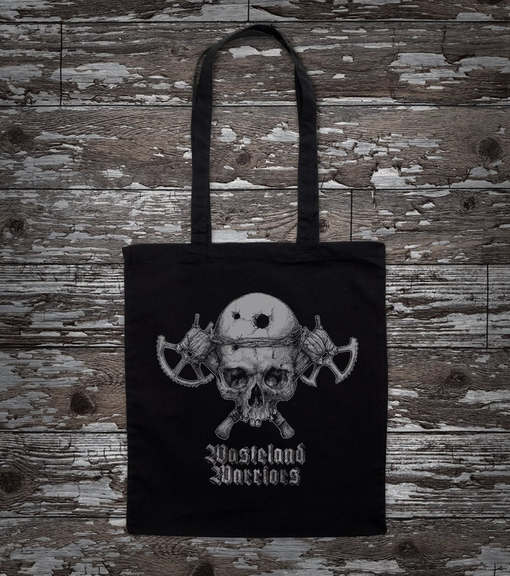 Image of Wasteland Warriors Tote Bag