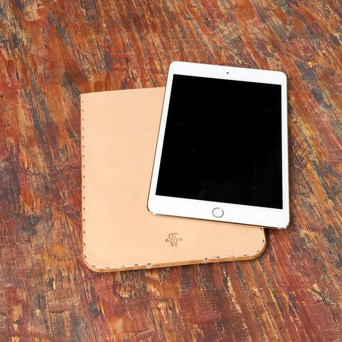 Image of iPad Mini Leather Case