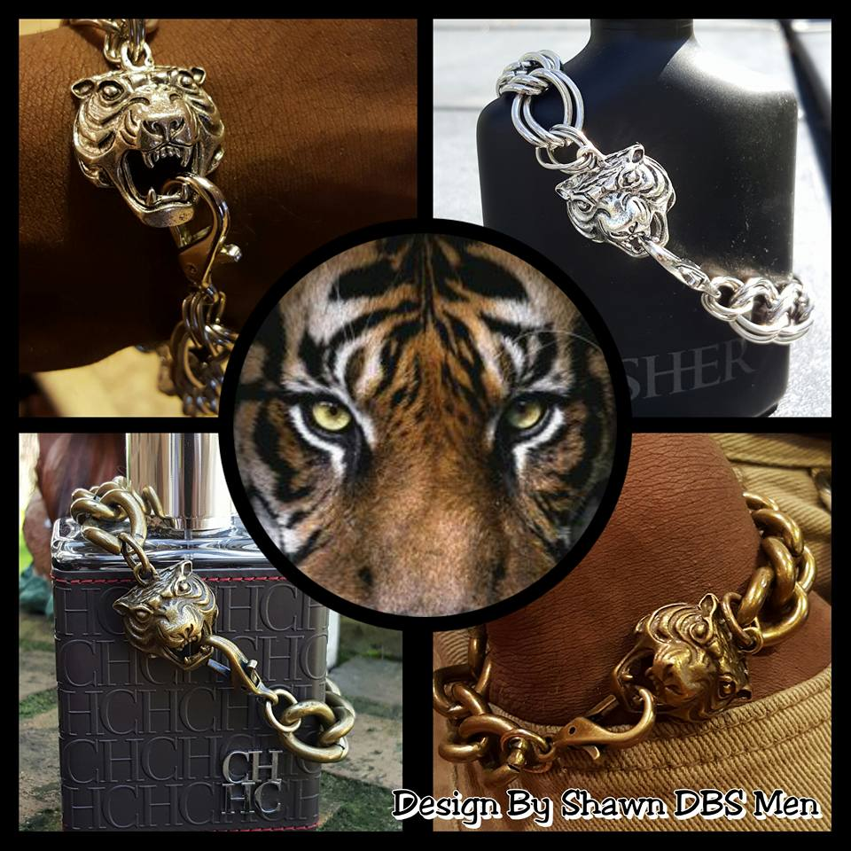"""Image of DBS Men """"The Tiger""""  Limited Edition."""
