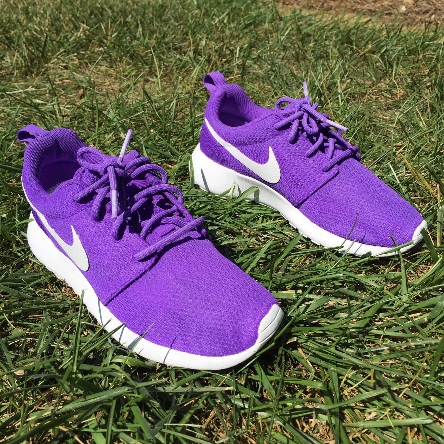 "Image of Custom ColorRush Roshe ""PURPLE"""