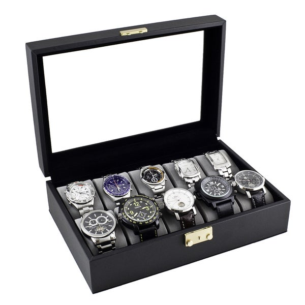 Image of ROYALTECH FINE LEATHER WATCH CASE
