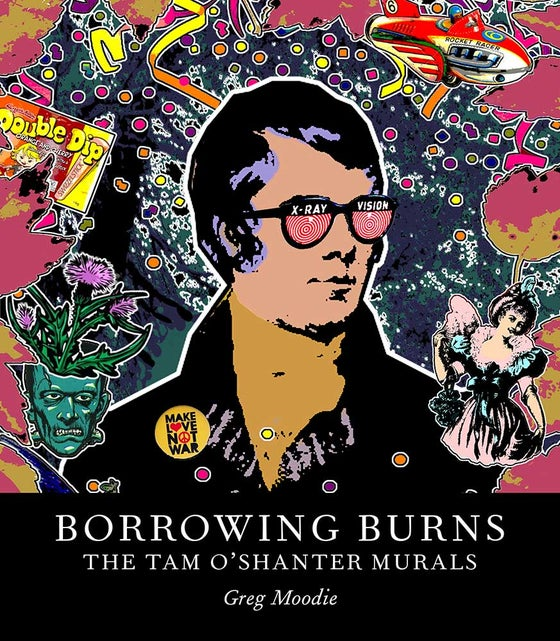 Image of Borrowing Burns: The Tam O'Shanter Murals