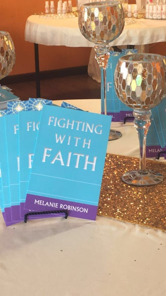Image of Fighting with Faith Memoir