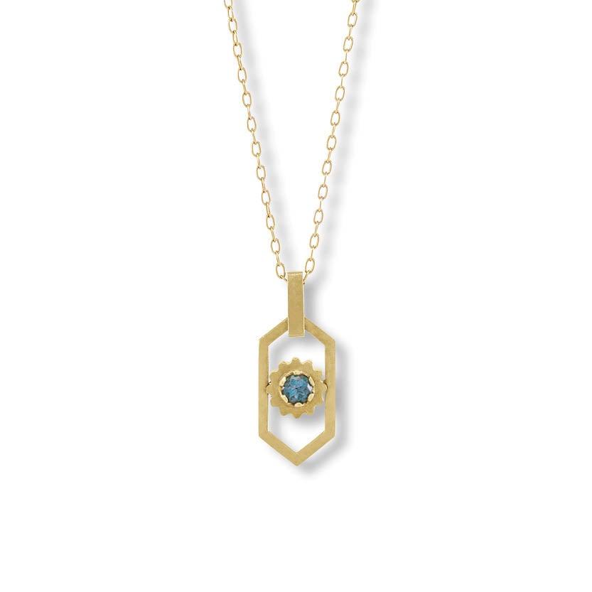 Image of Palma Blue Necklace