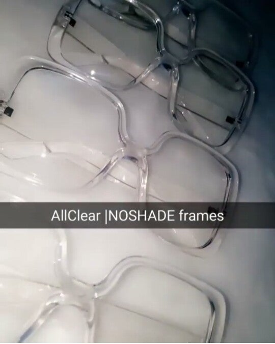 Image of Clearly Claire (large frames)