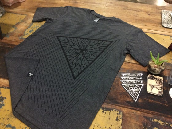 Image of TRIANGLE SHORT SLEEVE TEE