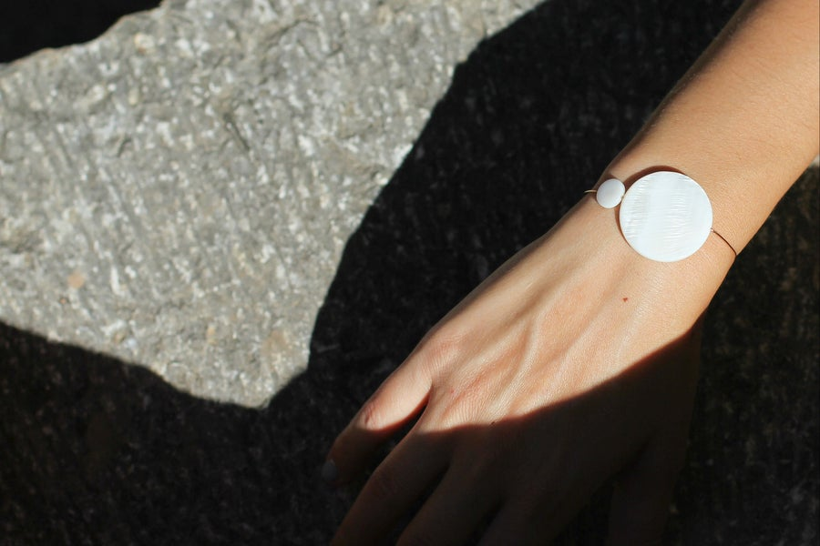 Image of Bracelet Mother-of-pearl