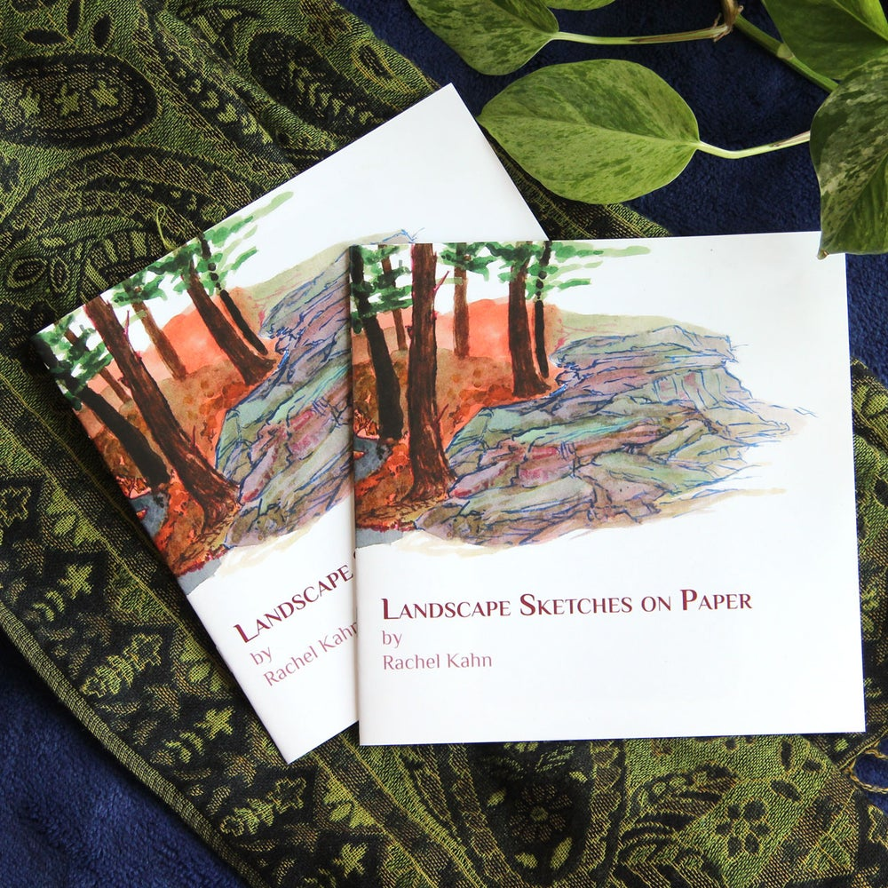 Image of Landscapes - Art Zine