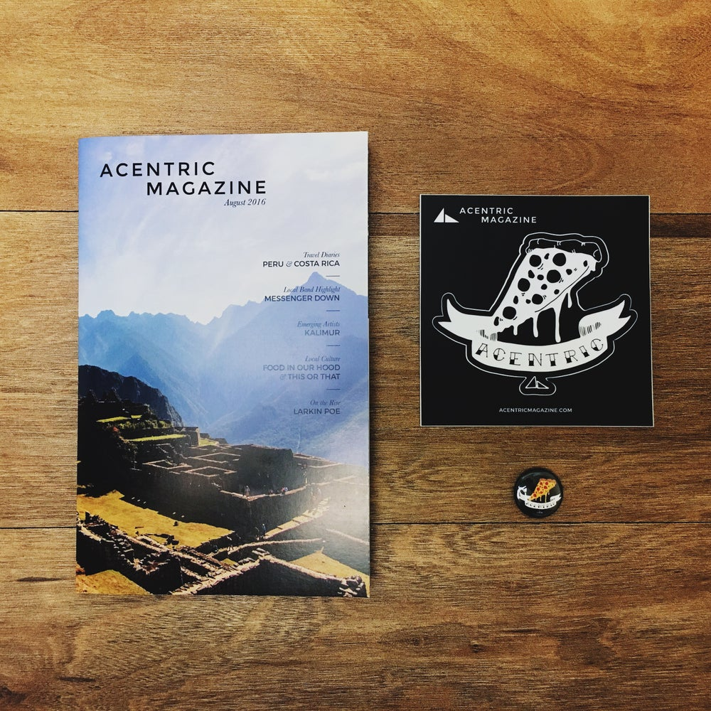 Image of Acentric Magazine | Volume 1, Issue 2