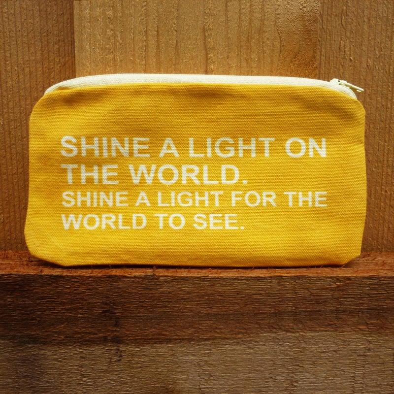 "Image of ""Vintage"" Shine a Light Accessory Bag"