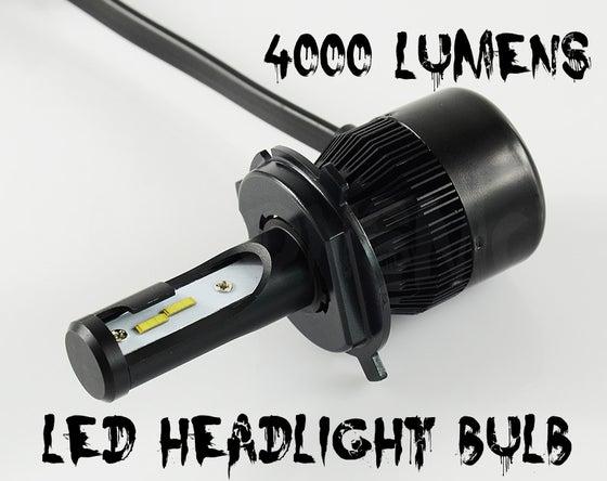 Image of Harley Motorcycle 4000 Lumen LED Headlight Bulb