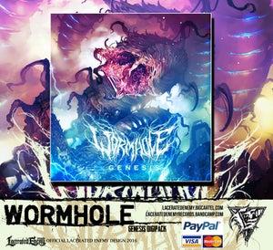 Image of WORMHOLE - Genesis DIGIPACK