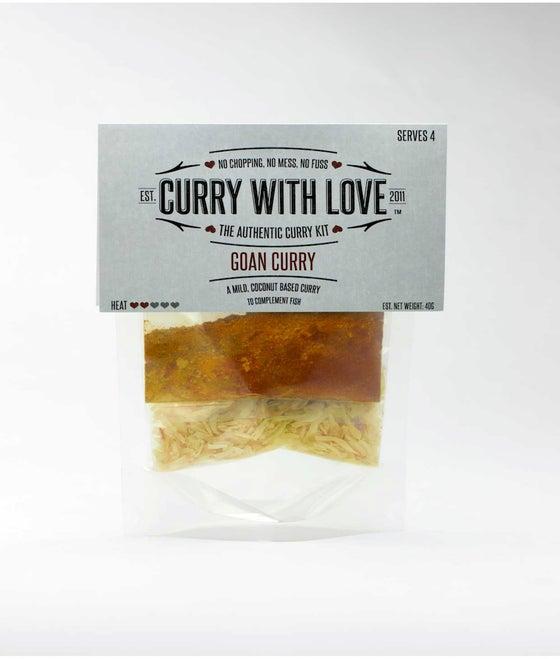 Image of Goan Curry