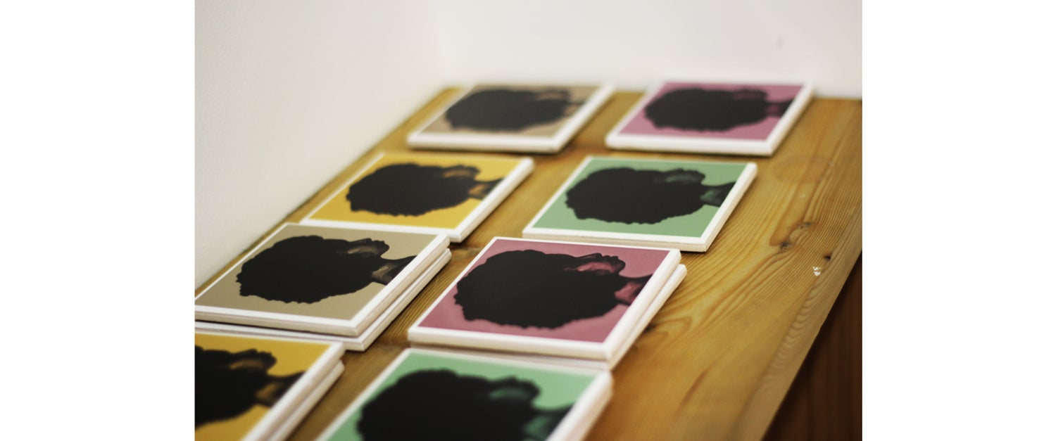 Image of Behold a Lady Coasters
