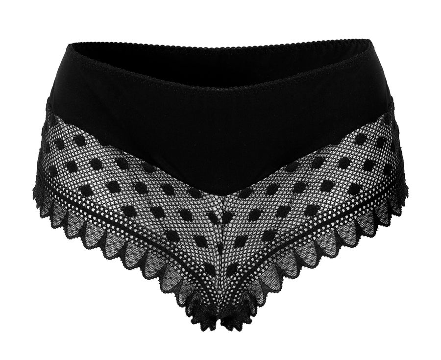 Image of Black Pearl Panties