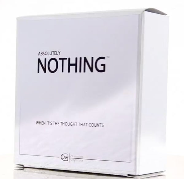 Image of A box of Absolutely Nothing
