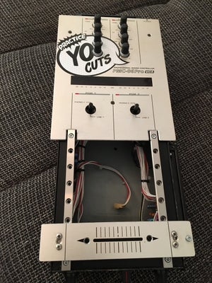 Image of Custom Vestax PMC06 Gold