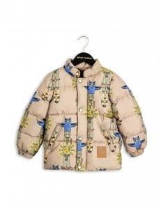 Image of Puffa Totem Jacket, beige, Mini Rodini (139€) -60%