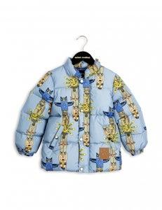 Image of Puffa Totem Jacket, blue, Mini Rodini (139€) -60%