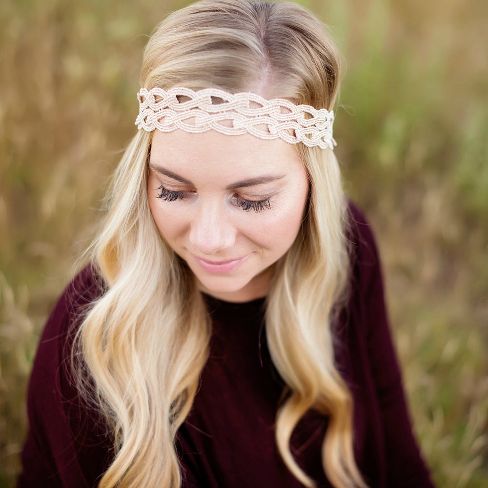 Image of Stella Lace Headband Adult
