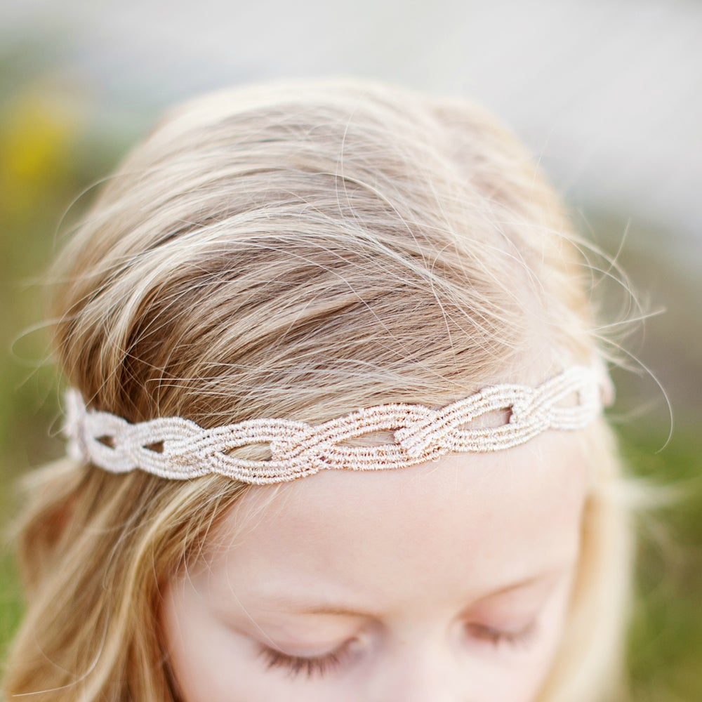 Image of Stella Lace Headband