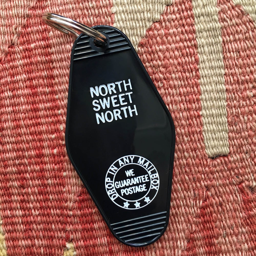 Image of North Sweet North Key Fob