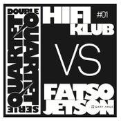 Image of Hifiklub vs Fatso Jetson + Gary Arce - Double Quartet Serie #1 - Lp White