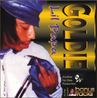 "Image of In the Beginning... Lil Papa ""Goldie"" retro Cassette (limited quantity)"