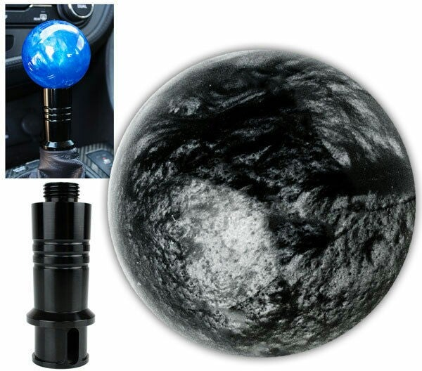 Image of BLACK PEARL SHIFT KNOB & AUTO ADAPTER KIA