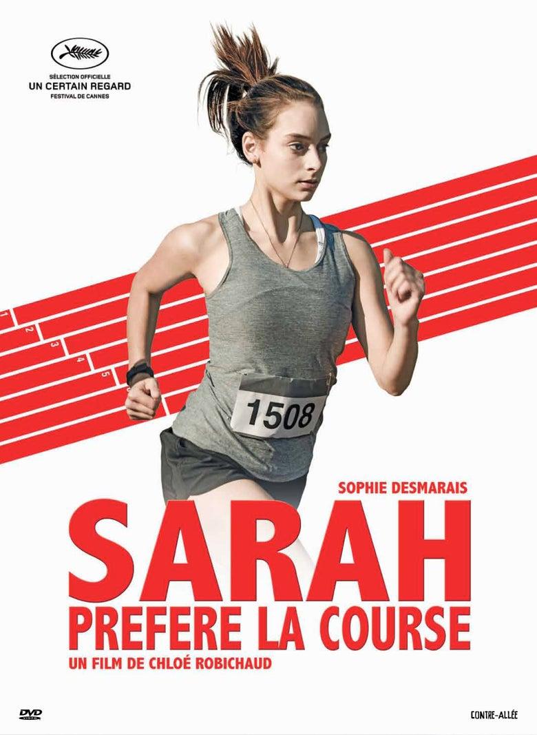 Image of DVD Sarah Préfère La Course