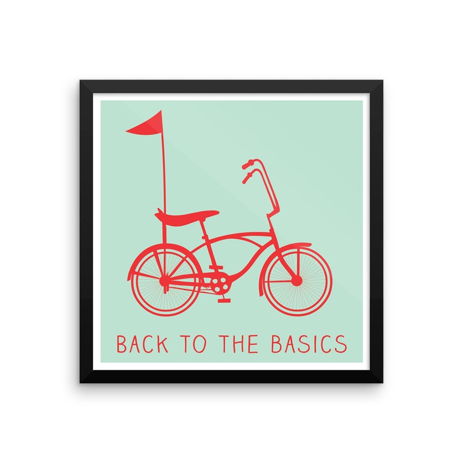 Image of Back to Basics