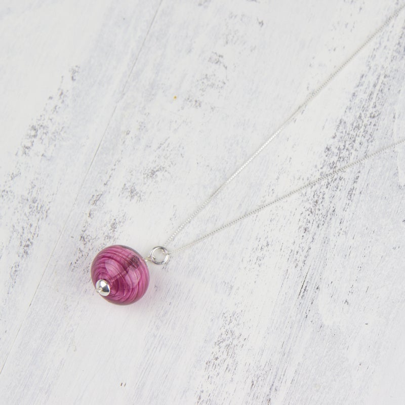 Image of Bauble Pendant Necklace